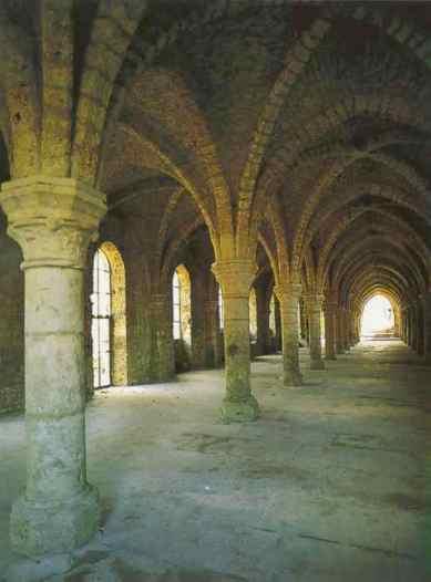0093_Refectoire- abbaye-des-vaux-de-Cernay_Haute-Vallee-de-Chevreuse_Jacques-de-Givry