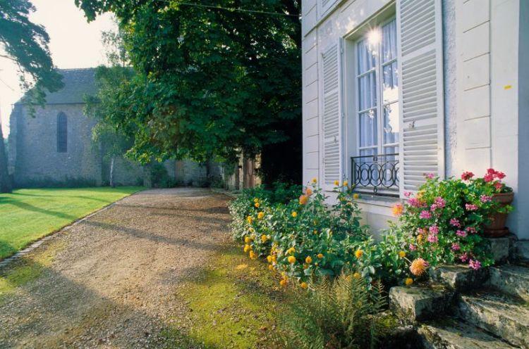 0176-Michel-Tournier-Choisel-1999-photographie-Jacques-de-Givry