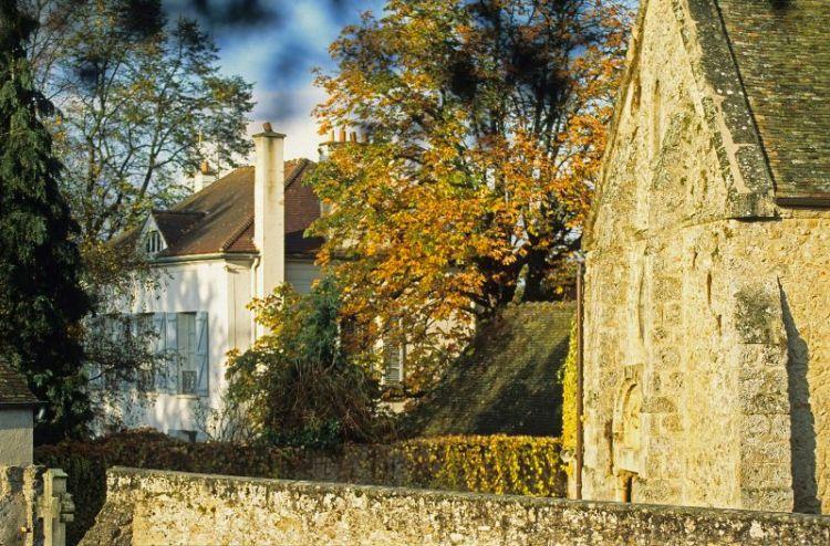0181-Michel-Tournier-Choisel-1999-photographie-Jacques-de-Givry